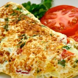 Omelete Atum