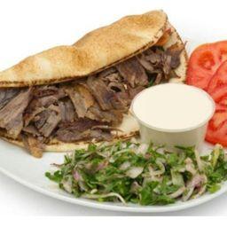 Prato Shawarma de Carne