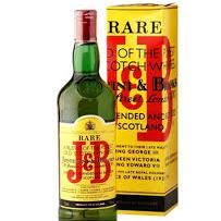 J&b whisky - 1L