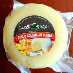 Queijo Colonial de Búfala