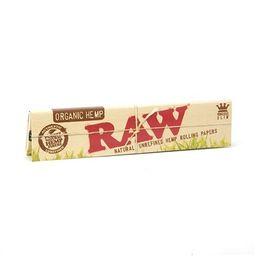 Seda Raw Organic Hemp - Grande