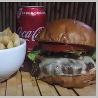 Combo Eis Burger