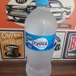 Agua Mineral sem Gás Crystal 1L