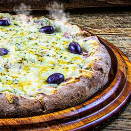 Pizza de muçarela - grande