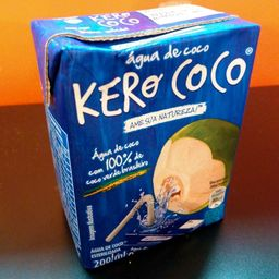 Água de Coco Kero 200ml