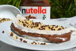 Tapioca de Nutella 1