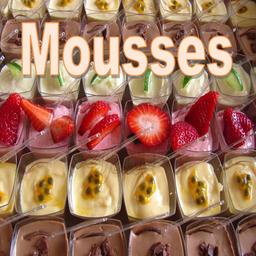 Mousses - 100g