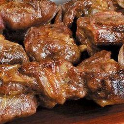 Espeto de Carne Bovina