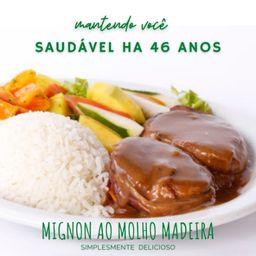 Filé Mignon ao Molho Madeira