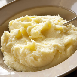 Porção de Purê de Batatas