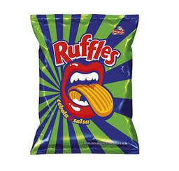 Ruffles - Cebola e Salsa