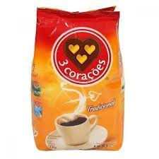 Café 3 Corações Tradicional - 500g