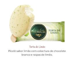 Linha Premium de Torta de Limão
