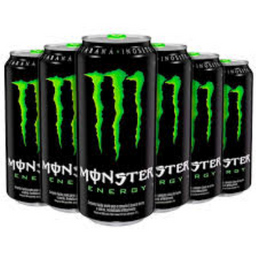 Monster energy 473ml LATA