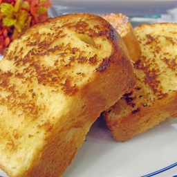 Toast com Manteiga