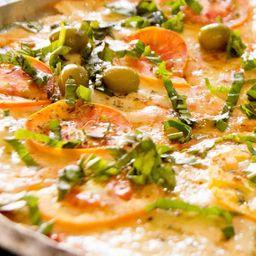Pizza margherita g
