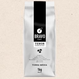 Bravo café gourmet em grãos 1kg