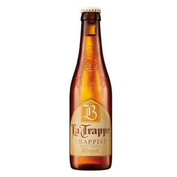 Blond ale - la trappe blond - 330ml