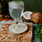 Água de coco natural 300 ml