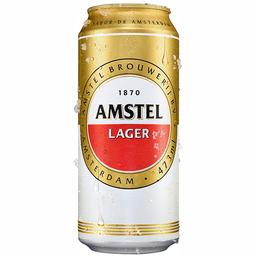 Amstel Puro Malte Lager 473ml