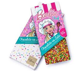 Tablete dragê da Barbie