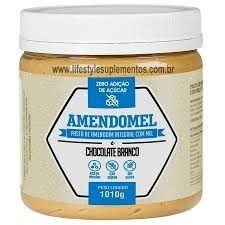 Pasta de amendoim amendomel chocolate  b