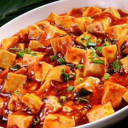 Tofu Estilo Mapó