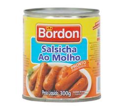 Salcicha Bordon Molho 300g