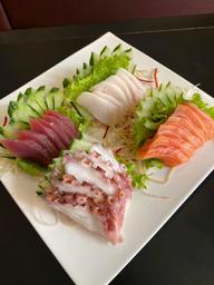 Sashimi especial (16 unidades0