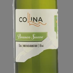 Vinho collina branco suave 750ml