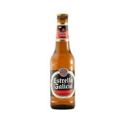 Estrella Galicia Long Neck