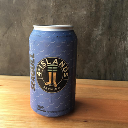 4 Islands Brewing  Seagull