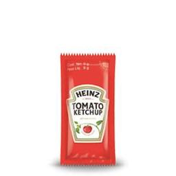 Kit Ketchup e Guardanapo