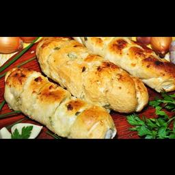 Pão de Cebola e Salsa