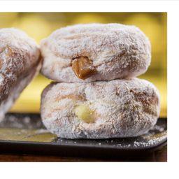 Donuts Creme de Avelã Nutella