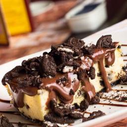 Cheesecake à L'Oreo à Rafa Kalimann