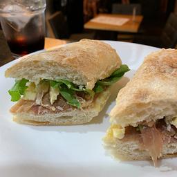 Sanduíche Parma