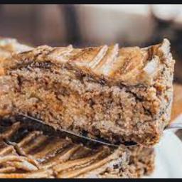 Torta Integral de Banana Zero Açúcar