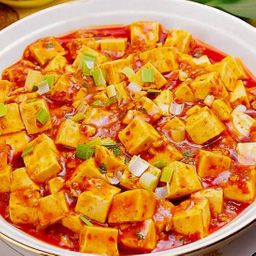 麻婆豆腐饭 Combo 17