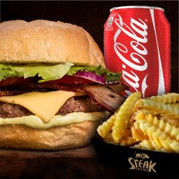 Combo The Legend Burger