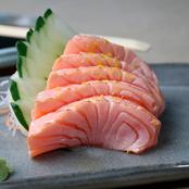 Sashimimaçaricado salmão - 12 unidades