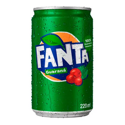 Fanta guaraná - 220ml