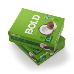 Bold Bar Coco e Brigadeiro - 12 Unidades