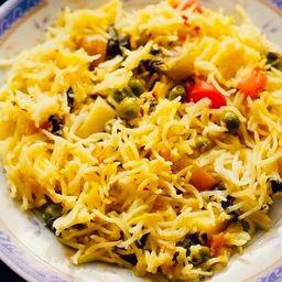 Biryani With Vegetables