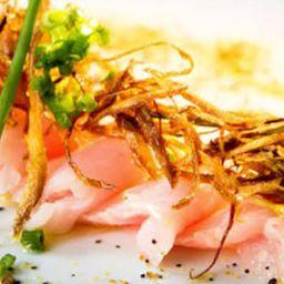 Sashimi de Salmão Especial (10 Unidades)