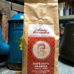 Café D.Lucinha 100% Arábica