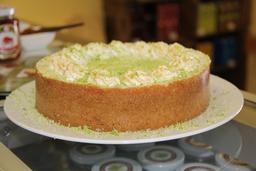 Torta de Limão Congelada