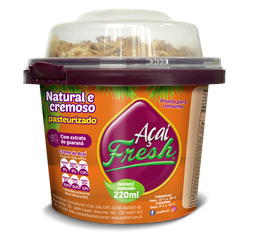 Açaí Fresh - 220ml