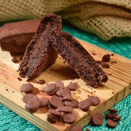Nosso Brownie Chocolate Meio Amargo