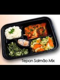 Tepan Salmão Mix - 1182